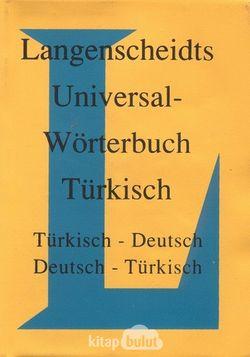 Langenscheidt Almanca Türkçe Cep Sözlüğü