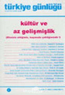 Türkiye Günlüğü / İki Aylık Fikir ve Kültür Dergisi / 2002 Sayı:71