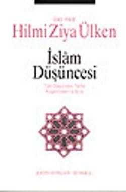 İslam Düşüncesi Türk Düşüncesi Tarihi Araştırmalarına Giriş