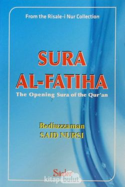 Sura Al-Fatiha (Fatiha Tefsiri)