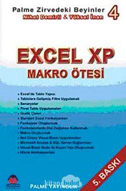 Excel XP ve MAKRO Ötesi / Zirvedeki Beyinler 4