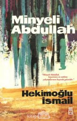 Minyeli Abdullah (50. Yıl Özel İlk Baskı Kapak)