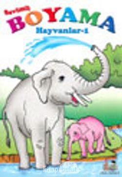 Sevimli Boyama Hayvanlar (1-8 Takım)