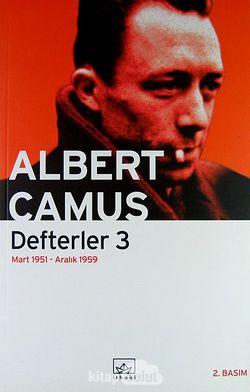 Defterler 3 / Mart 1951 - Aralık 1959