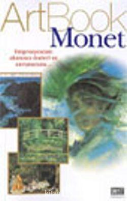 Art Book Monet/Empresyonizm Akımının Önderi