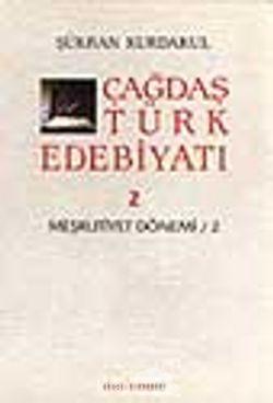 Çağdaş Türk Edebiyatı 2 (Meşrutiyet Dönemi 2. Kitap)