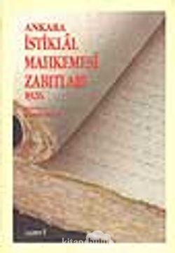 Ankara İstiklal Mahkemesi Zabıtları (1926)
